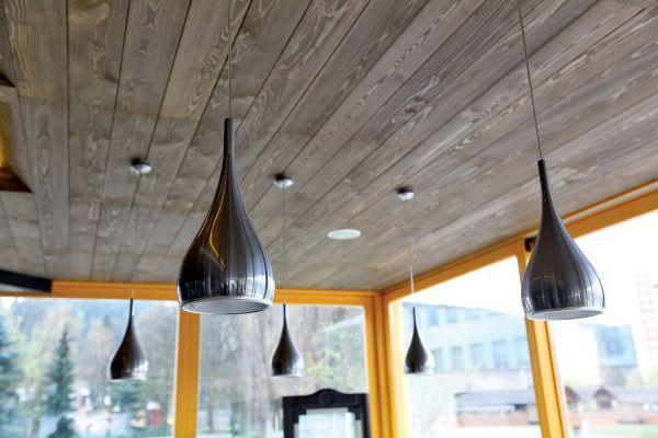 Kaviareň a bar Severan v Dolnom Kubíne #ASB #interior #design #café #pub