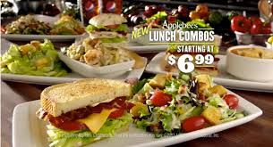 Red Lobster lunch hours for all. To get more information http://www.menupricesgenie.com/applebees-lunch-menu-combos/