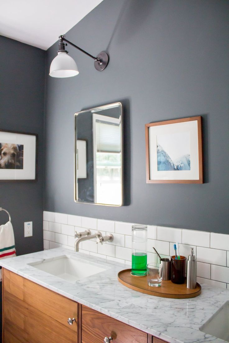 die besten 25+ midcentury bathroom sink faucets ideen auf, Badezimmer ideen
