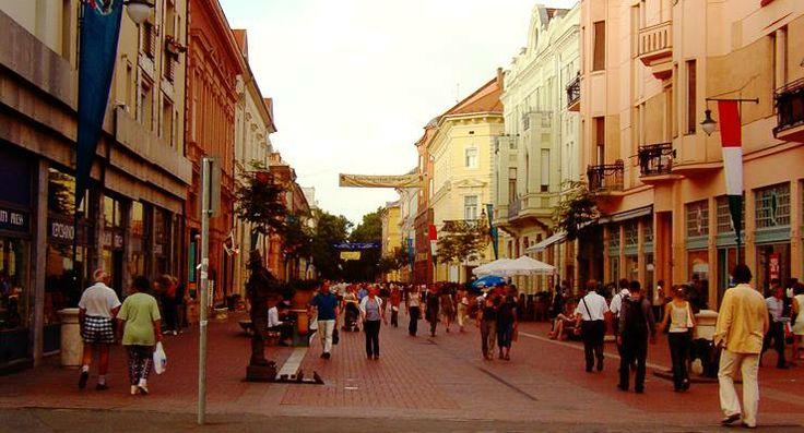 Szeged Kárász utca