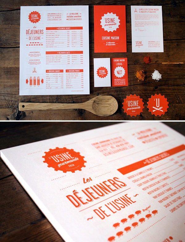 40 smart and creative menu card design ideas in 2020