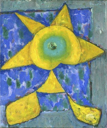 William Baziotes (1912-1963) was een Amerikaans kunstschilder die vanaf het eerste begin, in de jaren veertig van de 20e eeuw, betrokken was bij de ontwikkeling van het abstract expressionisme in New York City. Hij is, net als Robert Motherwell en Arshile Gorky, een exponent van de surrealistische kant van het abstract expressionisme.