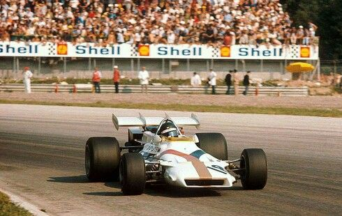 Peter Gethin BRM P160 Monza 1971 Winners closest finish F1 history !!