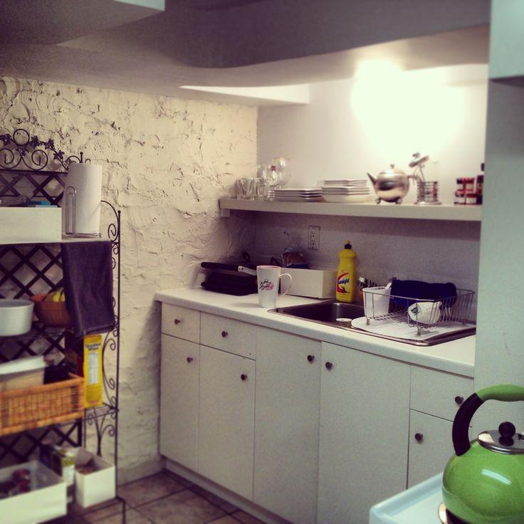 Basement Apartment Kitchen Designs: 17 Best Images About Al's Basement Apartment On Pinterest