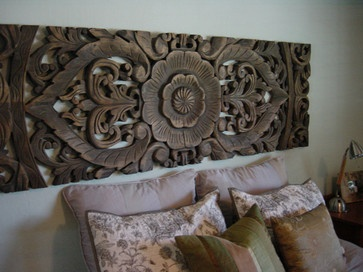 Bedroom Photos Carved Headboard Design, Pictures, Remodel, Decor and Ideas - page 2