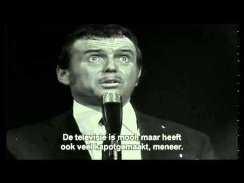 ▶ Toon Hermans De auditie De duif is dood - YouTube