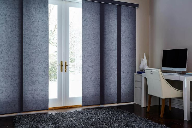 Blinds To Go Panel Track offers a contemporary alternative to vertical blinds…