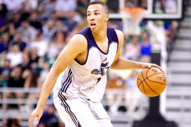 http://www.heysport.biz/ Dante Exum Injury: Updates on Jazz PG's Knee and Return