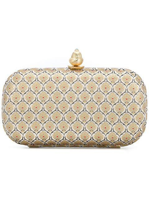 7b7a128bf5 42 Bridal Clutches You'll Carry Beyond Your Wedding Day To have and to  hold. Chic, elegant, bride wedding day purses