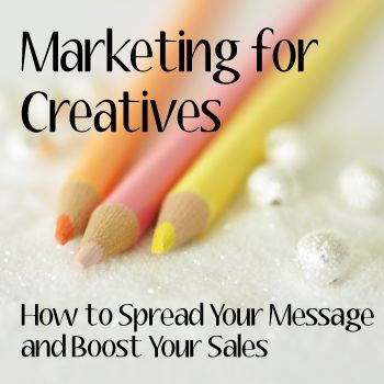 Marketing for Creatives: A Digital Guide How to Spread Your Message and Boost Your Sales You're an artist. A jeweler. A creative. You want to spend the majority of your time on your art–not on marketing. But, the truth is that marketing matters. If you make inspirational art, eco-friendly jewelry, or beautiful ceramics, but nobody ever sees them, what's the point? You need to get your products in front of the right people. That's what this digital guide is all about–getting your products…