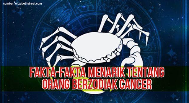 Inilah Fakta Terbaru Tentang Zodiak Cancer, Fakta Unik Tentang Zodiak Cancer , Karakter dan Sifat Zodiak Cancer,  Fakta Unik Cancer Terhadap Zodiak Lain http://www.faktapedia.net/2016/11/inilah-fakta-terbaru-tentang-zodiak.html