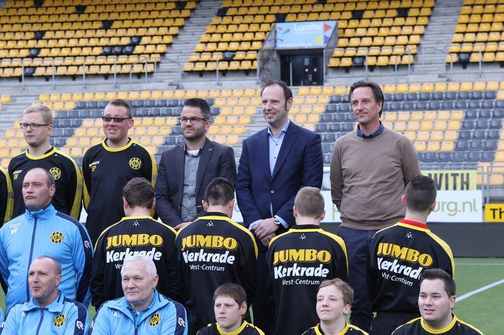 Jumbo Kerkrade Sponsor G-team Roda JC