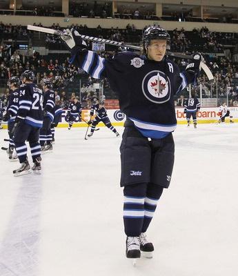 Bryan Little (Winnipeg Jets)