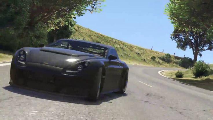 Drifting down mountain on gta 5 #GrandTheftAutoV #GTAV #GTA5 #GrandTheftAuto #GTA #GTAOnline #GrandTheftAuto5 #PS4 #games