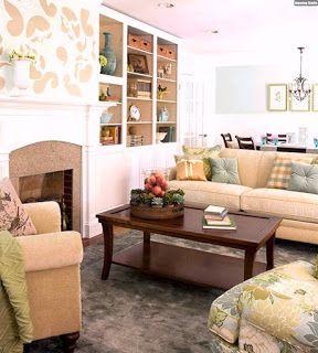 Wandgestaltung Wohnzimmer Mit Farben