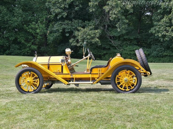 1914 mercer type 35j raceabout