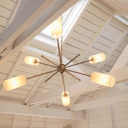 Possible ceiling light for client reception room