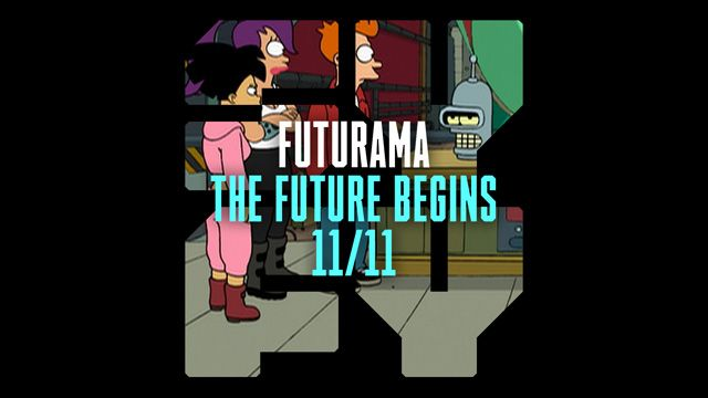 Futurama is Coming to Syfy on November 11