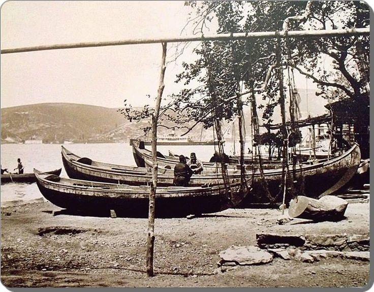 anadolu kavağı 1915