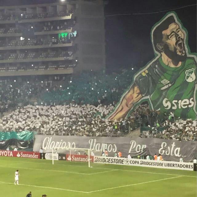 Copa libertadores. Deportivo cali vs boca juniors -Deportivo Cali