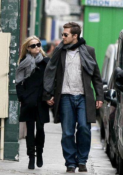 Jake Gyllenhaal - Reese Witherspoon and Jake Gyllenhaal in Paris 2