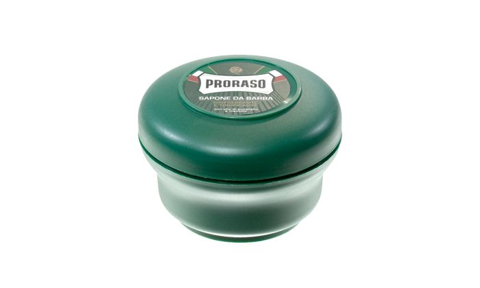 Best Shaving Soap: Proraso Shaving Soap with Eucalyptus & Menthol (5.2 oz)