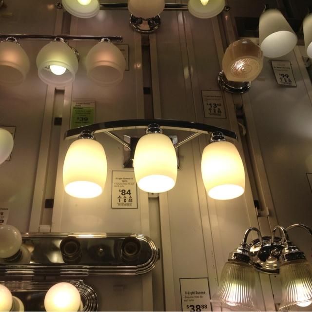 bathroom light fixtures dream houses lowes master bath bathrooms