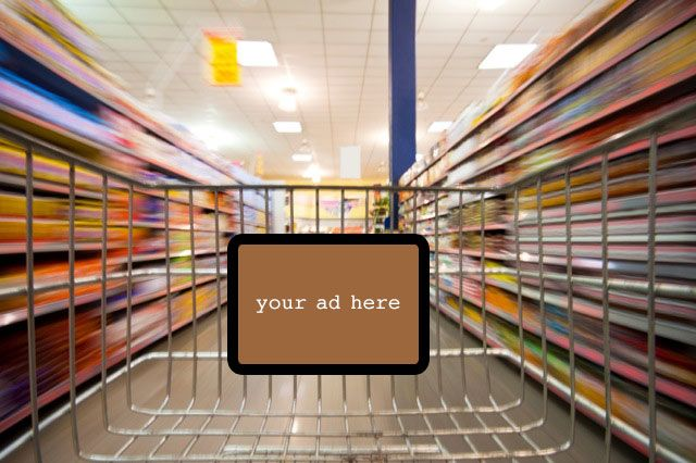 HEALTHCARE ADVERTISING OPPORTUNITIES: SHOPPING FOR NEW CHANNELS How often do you go to the grocery store?