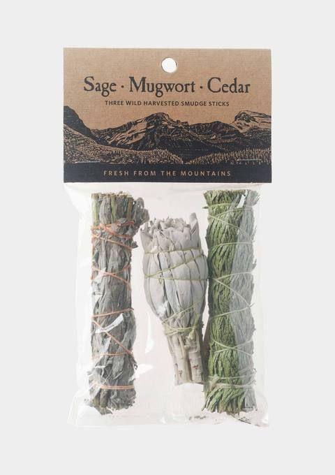 the perfect little housewarming gift : Mini Smudge Sticks by Juniper Ridge