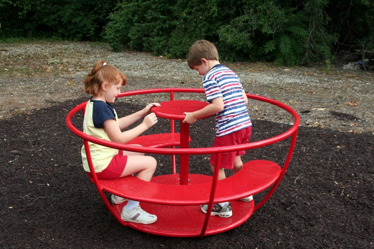 902-788 Tea Cup Merry Go Round from DunRite Playgrounds http://www.dunriteplaygrounds.com