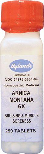 Arnica Montana 6X