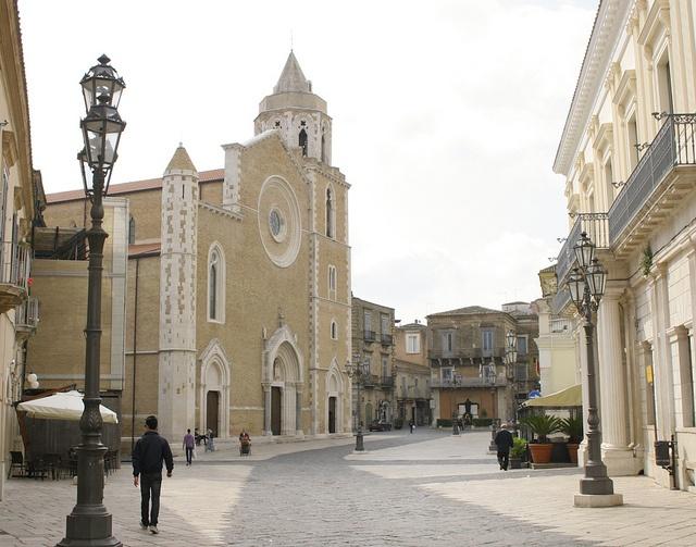 Lucera, Puglia by Italian Notes, via Flickr