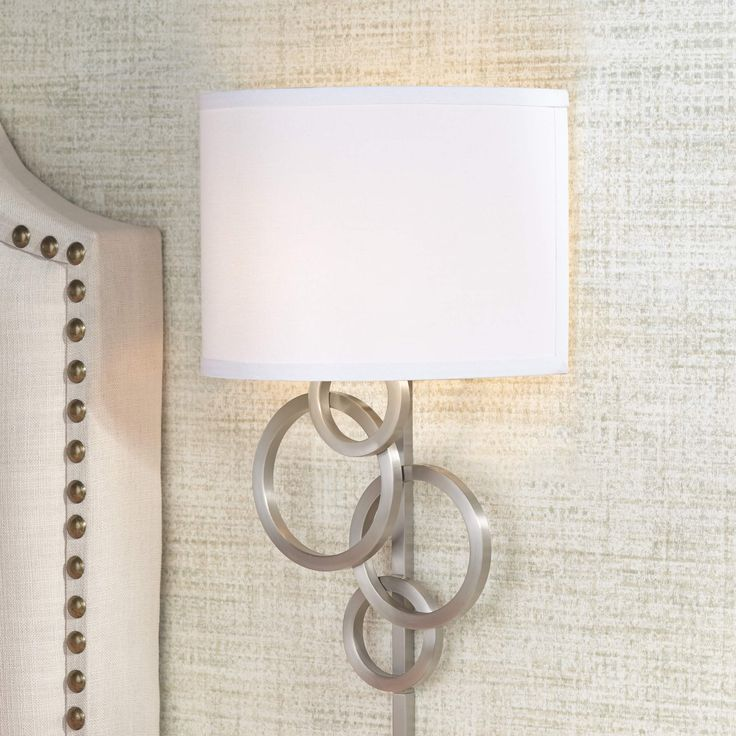 1000 Ideas About Plug In Wall Sconce On Pinterest Plug