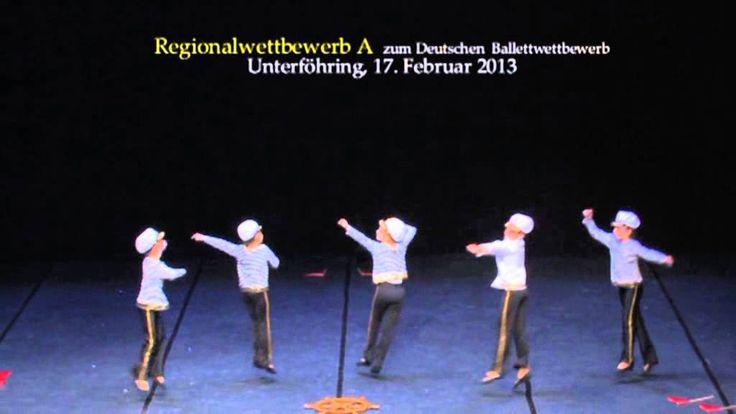 """""""Matrosentanz"""" - Tanzstudio Fancy Regionalwettbewerb 2013"""