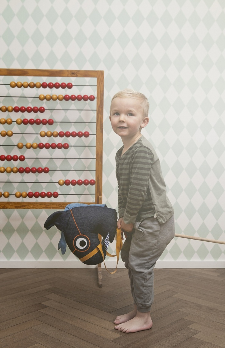 Hobby Horse from ferm LIVING #kids #horse #toy