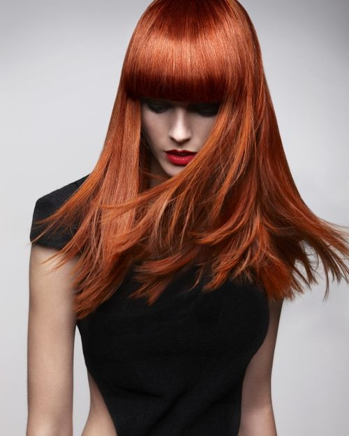 Best 131 NYC Redheads images on Pinterest | Hair and beauty