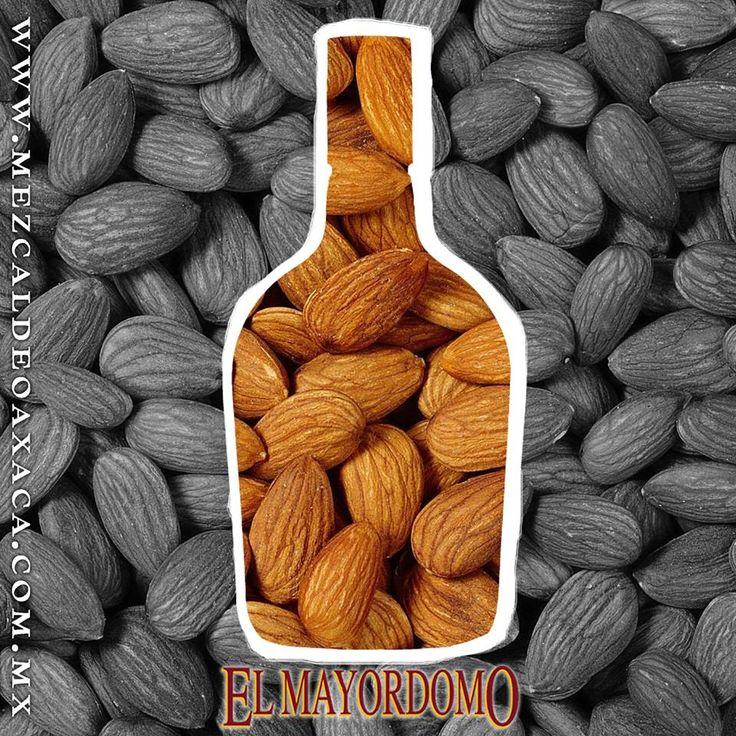 #Poster #Afiche #Licor de #Agave con Miel sabor #Almendra #Alomond #Mayordomo #ElMayordomo #AusencioLeon #Mezcal