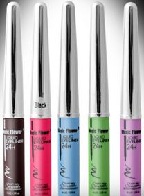 Eye Liner liquido disponibile in diversi colori. http://s.click.aliexpress.com/e/fAa6qRn
