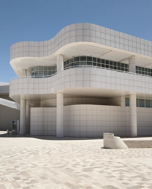 The Getty Museum   @amerrymishap