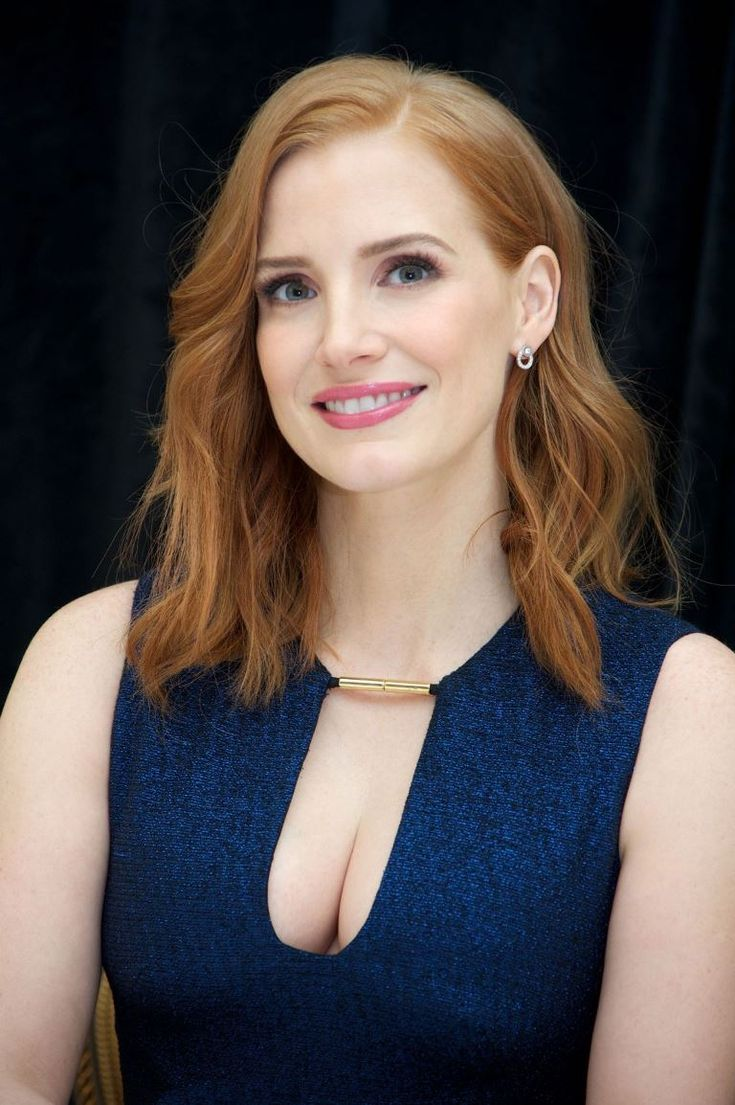Jessica Chastain For more visit: www.charmingdamsels.tk