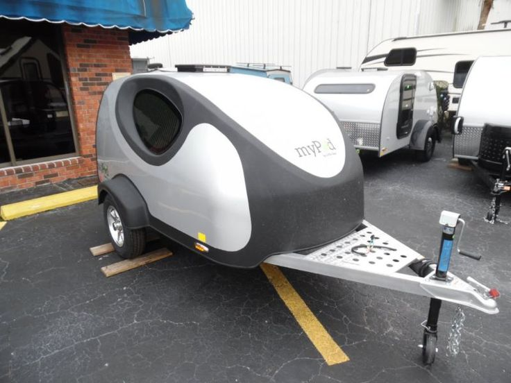 2016 Little Guy Trailers  MY POD MOTORCYCLE CAMPER for sale  - Inverness, FL…