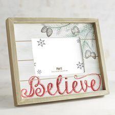 Believe 5x7 Frame