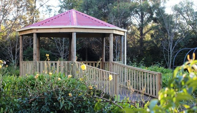 Classic Gazebo #natural #dancefloor