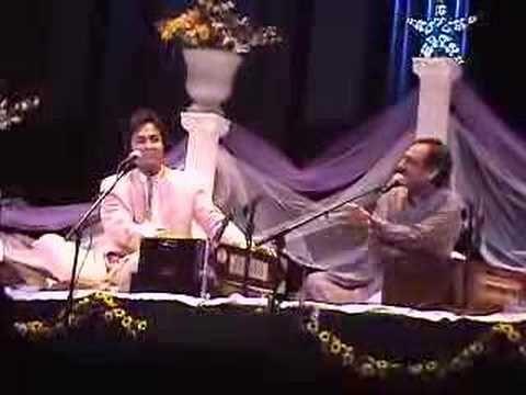 Talat Aziz and Ghulam Ali - YouTube