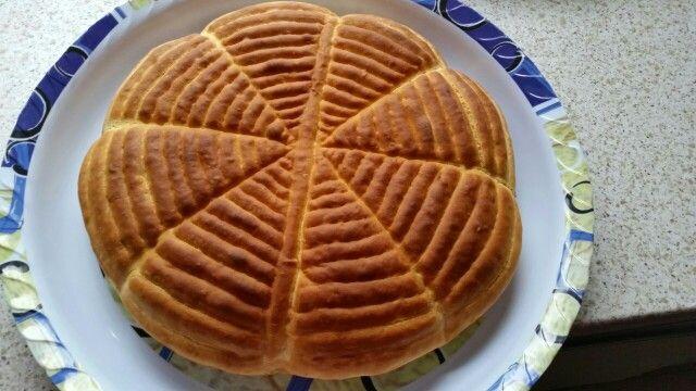 Hembasha Eritrean home made bread.  ♥IT