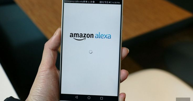 Amazon adds voice control to its Alexa app for Android