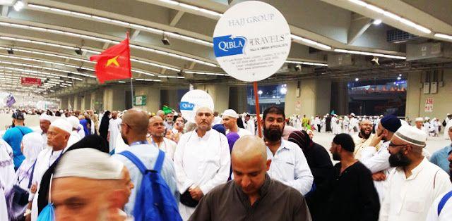 Hajj 2017: Pilgrims arrive in Saudi Arabia