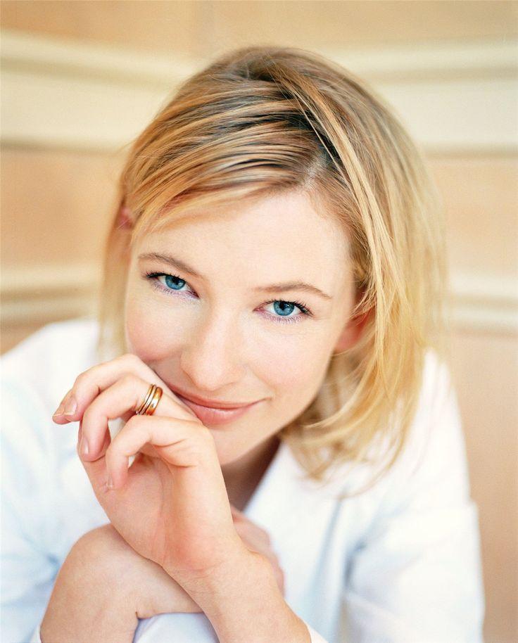 Cate Blanchett / Кейт Бланшетт - звезды Голливуда, фотограф Firooz Zahedi