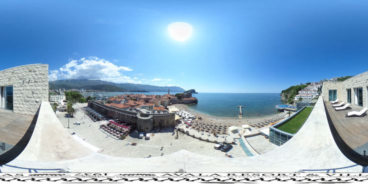 Pogled <3 The View <3 www.avalaresort.com #avalaresort #budva #montenegro #summer #summer2016 #ljeto #letovanje #leto2016 #more #plaza #beach #sea #mediterranean #adriatic #avalaresort #черногория #Будва #Летом #пляж #море