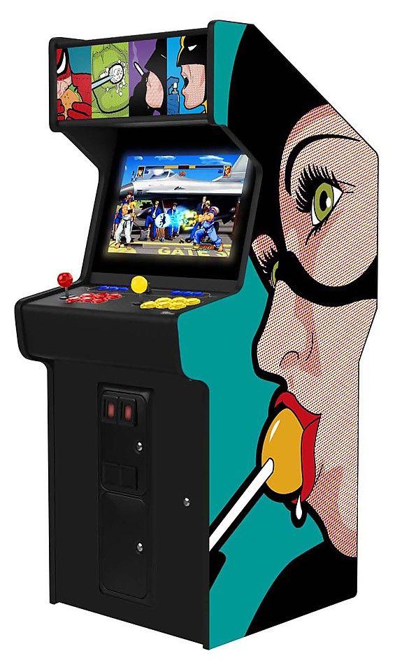 Borne d'arcade Mini Cat Woman - Neo Legend - Visuel 1